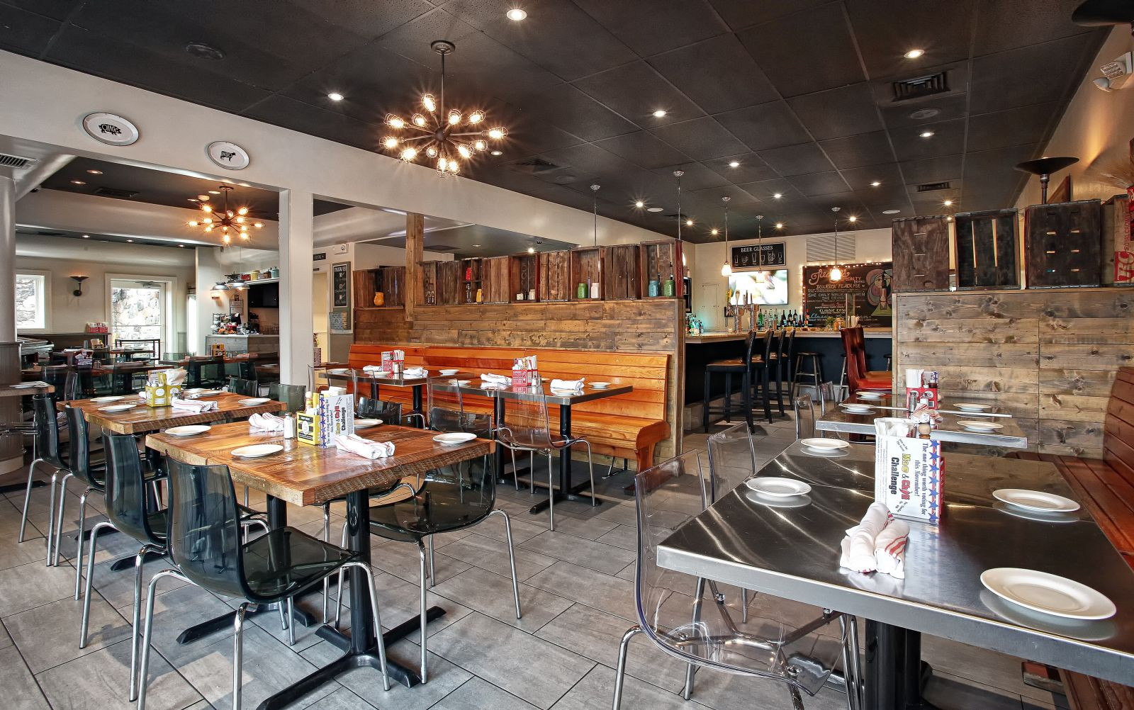 revealing another side to her culinary prowess with the addition of judys bar kitchen judys is pure americana wrapped in casual surroundings for a - Judys Kitchen
